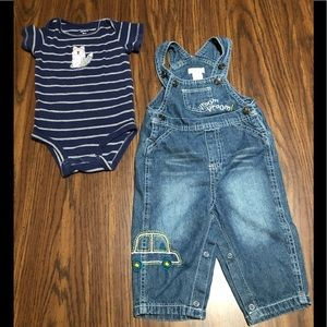 BABY BOY BUNDLE SIZE 9 MO -#0186-052019TR